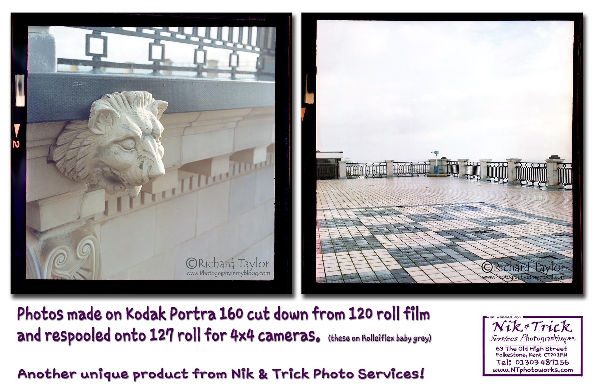127 roll film – Nik & Trick Photo Services