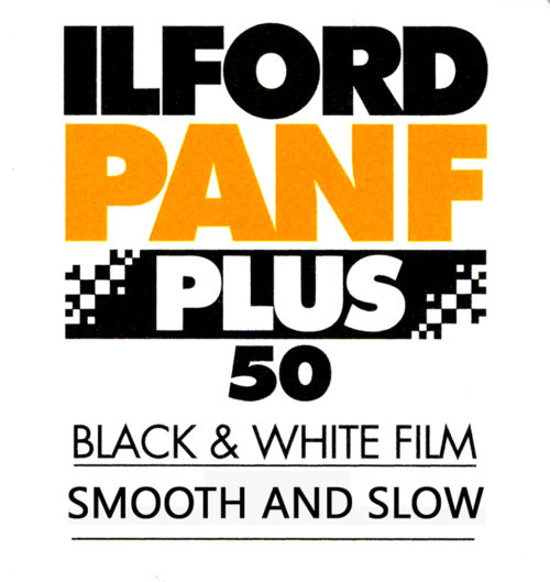 Ilford PAN F