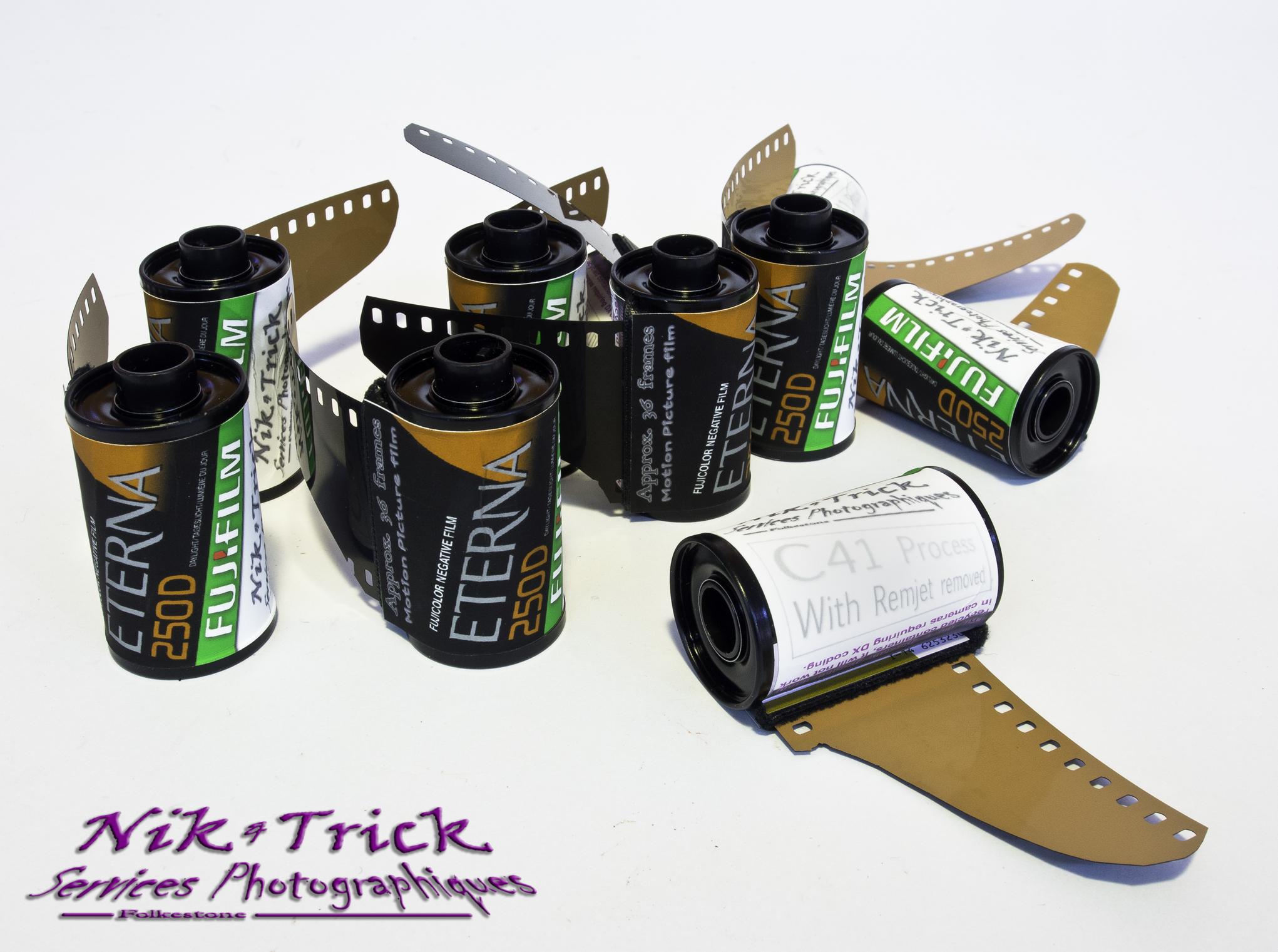 Kodak Motion Picture Films Our Vision Episode II Nik