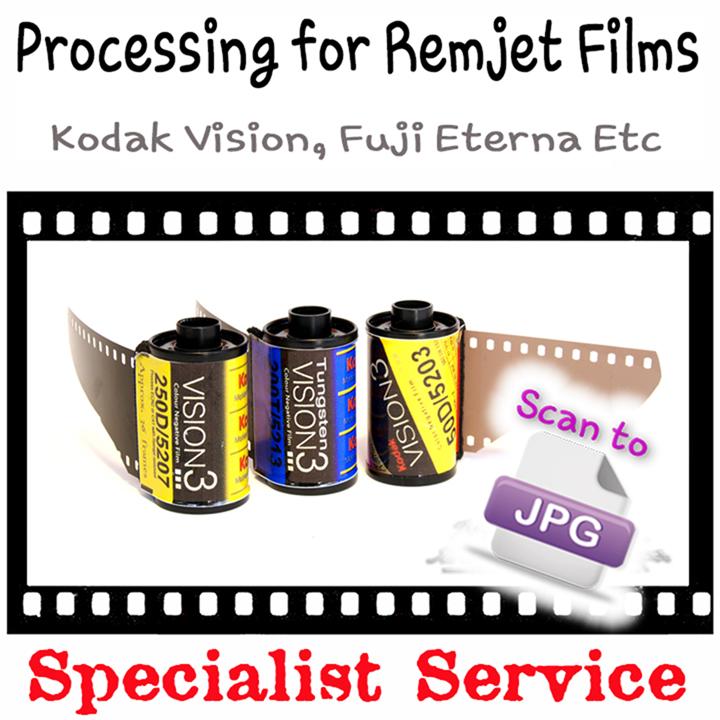 Films Dev Scan 35mm