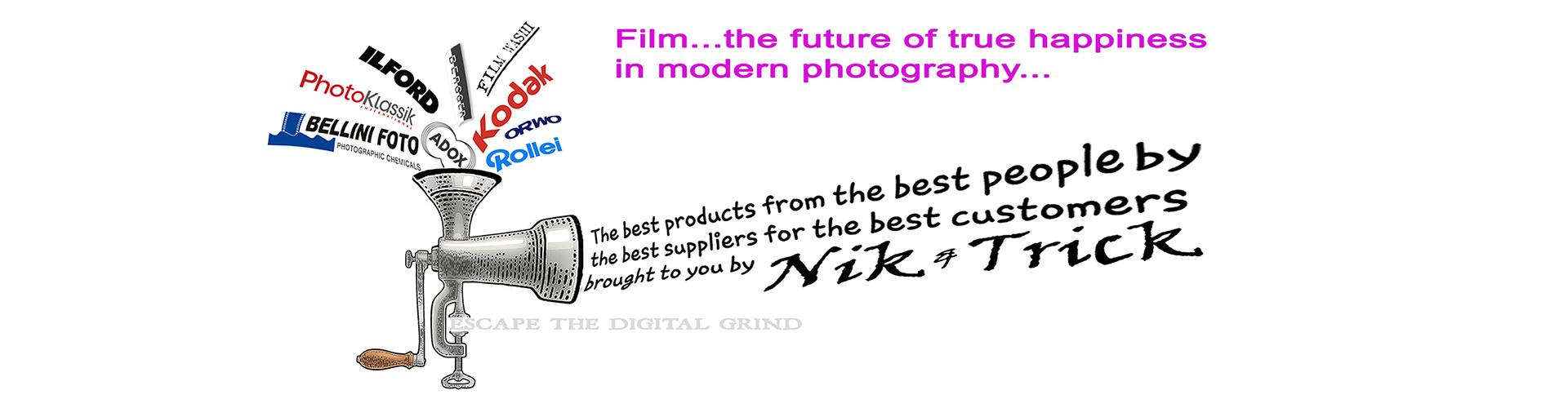 rare camera film