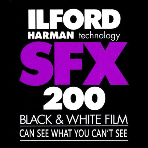 Ilford SFX