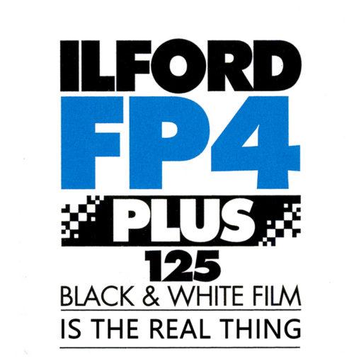 Ilford FP4+