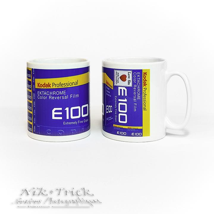 The Kodak Ektachrome E100 Mug ~ A Nik /& Trick Exclusive!